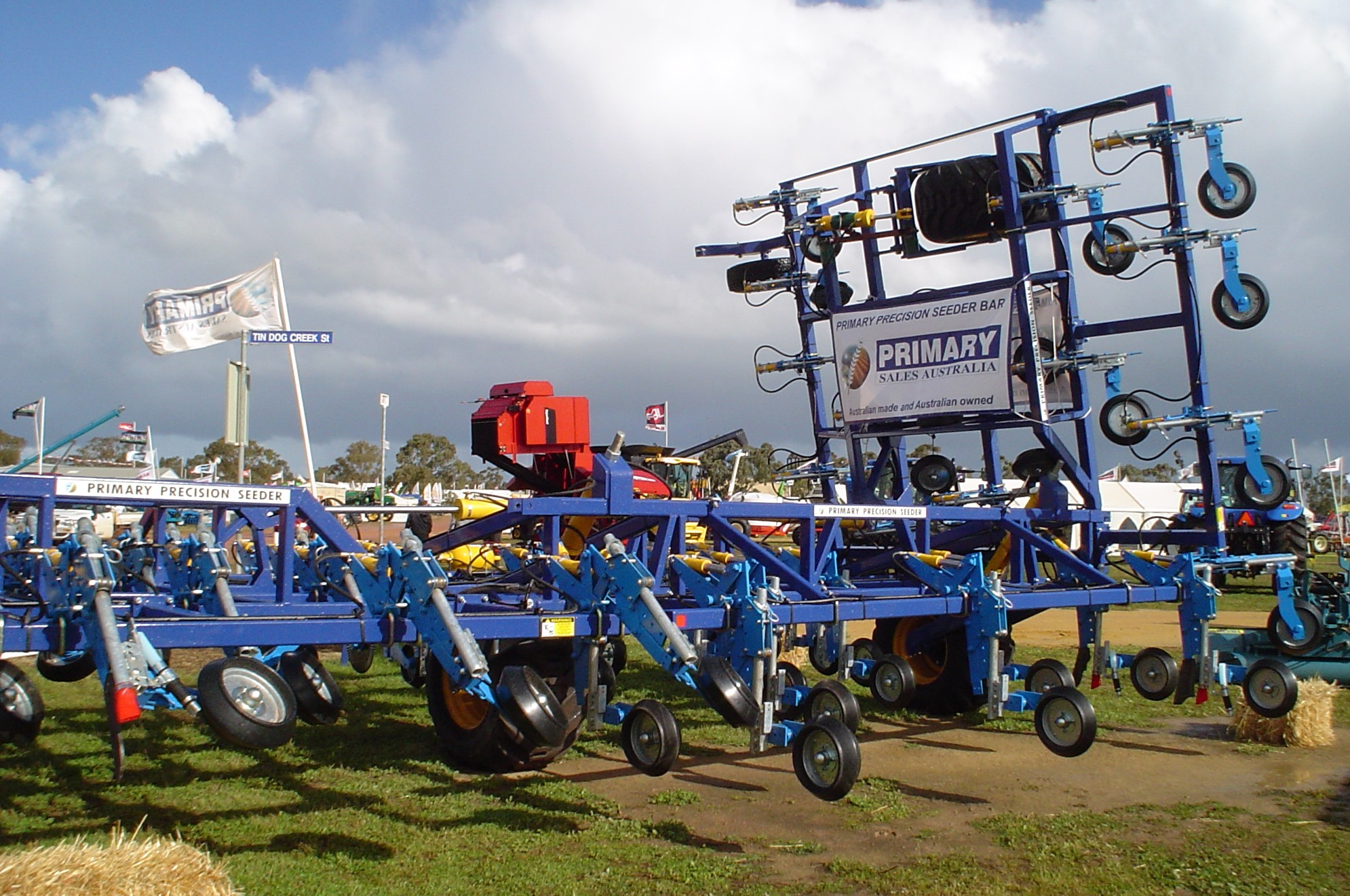 Dowerin 2004