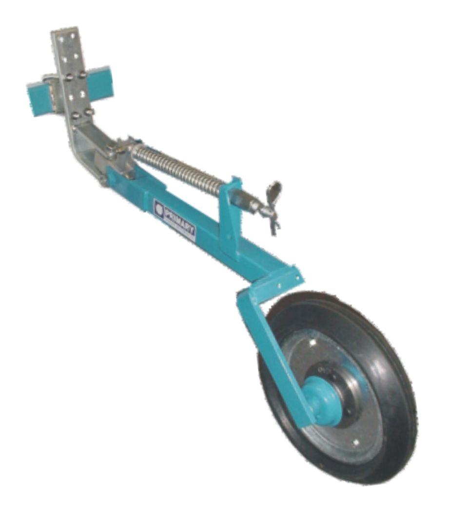 single presswheel